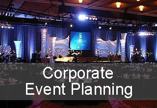 Photo of Ballroom for Corporate Event Planning