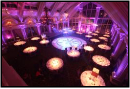 Event Decor Tables