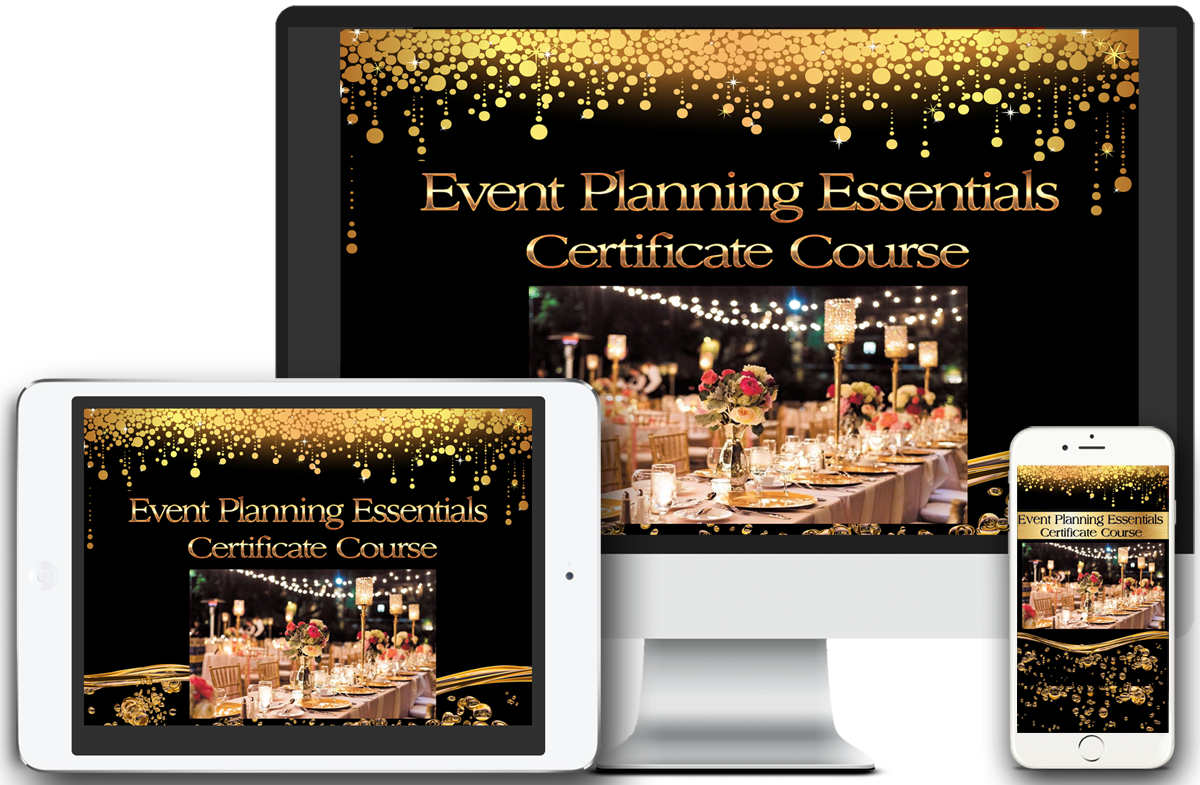 Event Planning Courses To Start Your Career